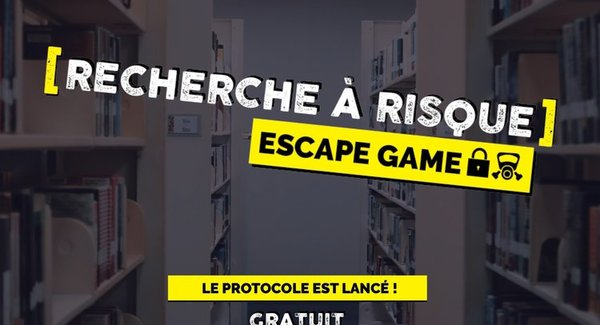 Lg escape game fds2019
